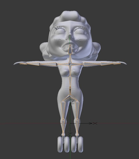 rigging nina